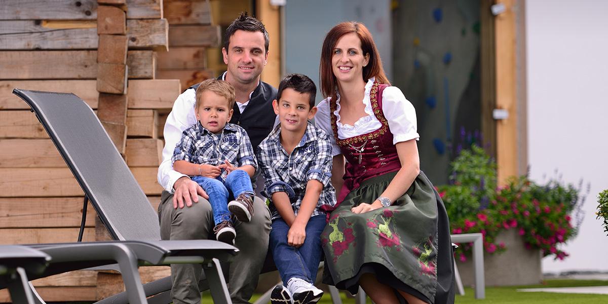 The Scherer family